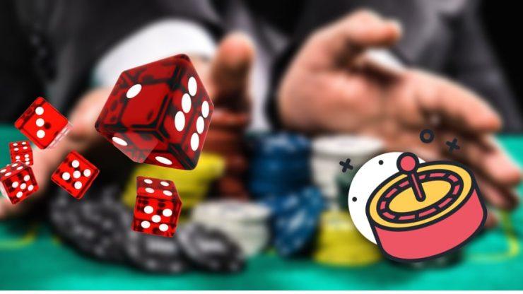 Alles in Casinospel